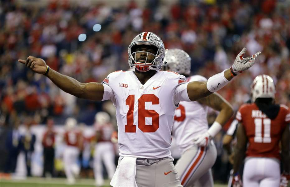 Ohio State All-America CB Denzel Ward sits out Cotton Bowl