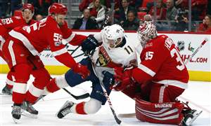 Panthers-Red-Wings-Hockey-39