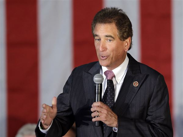 Ohio GOP Rep. Renacci To Drop Gubernatorial Bid For Senate Run
