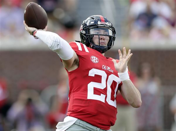 Shea Patterson expects more Ole Miss transfers to join him at MI