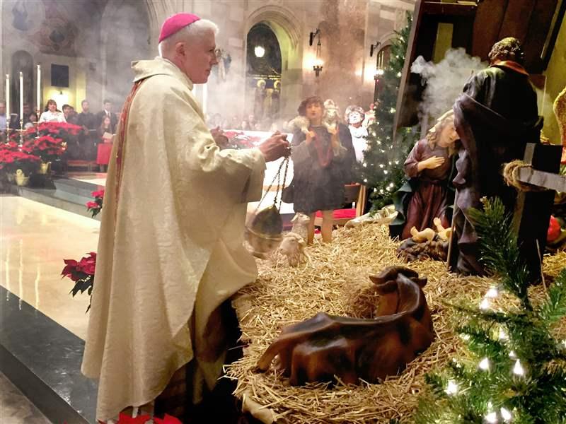 Christmas Eve church services
