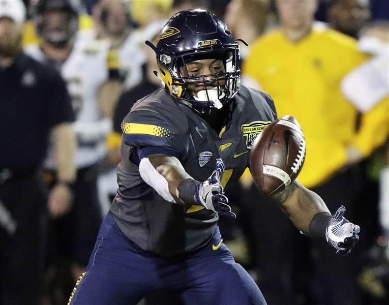 App State Posts Historic Shutout Of Toledo In Dollar General Bowl Win
