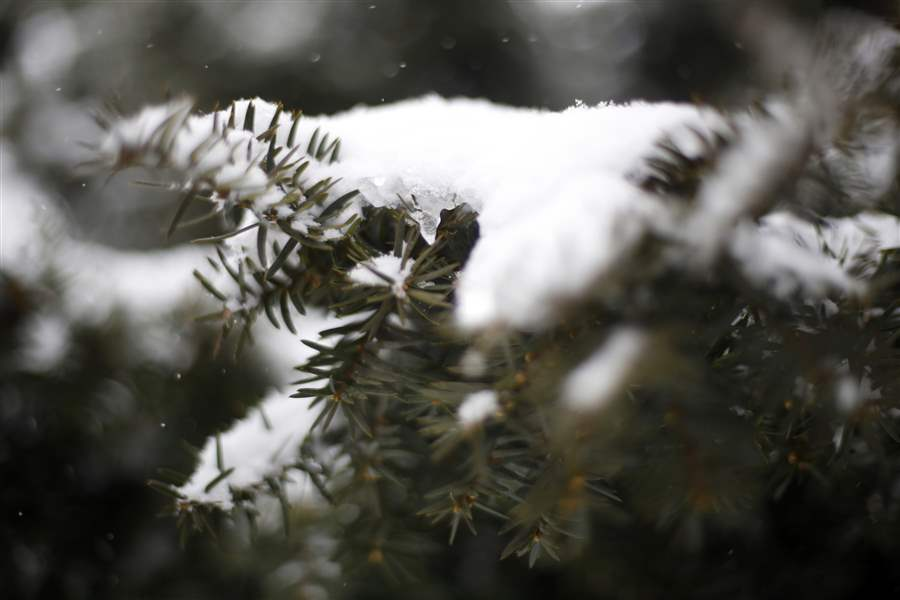 Record-setting Christmas storm buries city in snow