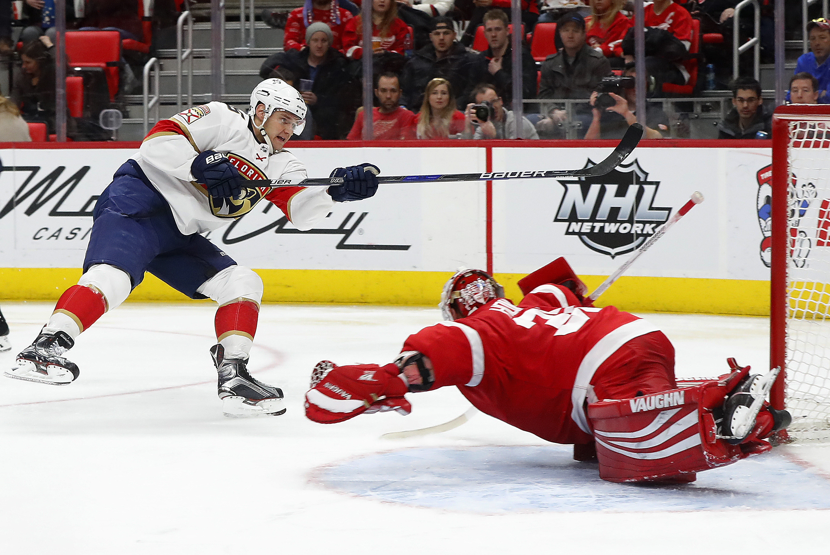 Red Wings top Panthers to win 4th straight - The Blade