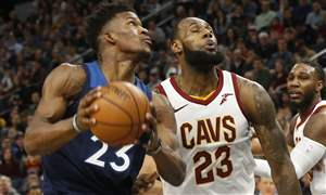 Cavaliers-Timberwolves-Basketball-7