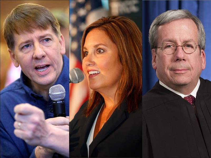 Cordray and Sutton Will Team Up in Race for Ohio Governor