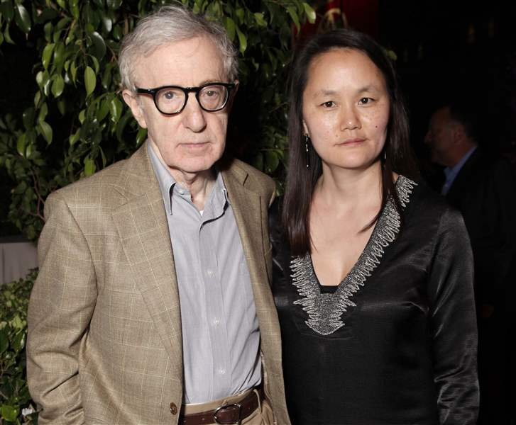 Actors pledge to donate salary from Woody Allen film