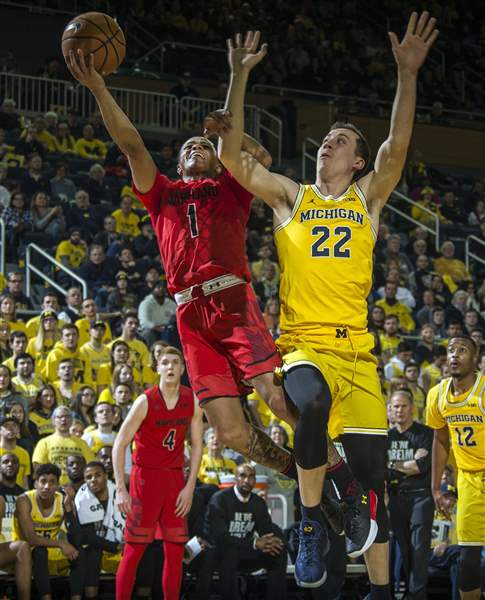 APTOPIX-Maryland-Michigan-Basketball-1