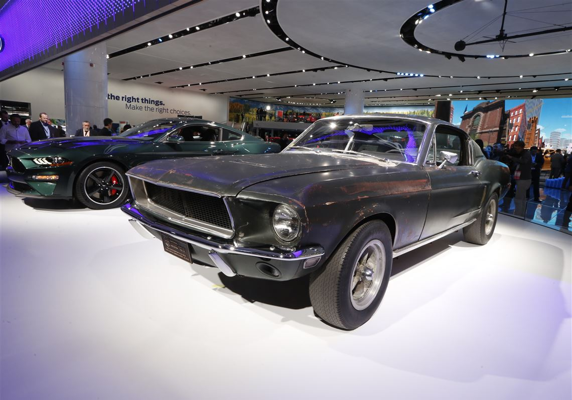 Ford unveils epic Mustang for event | Toledo Blade