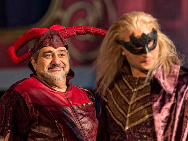 Tragedy U0027rigolettou0027 Returns To The Valentine Stage   The Blade   Valentine  Theatre