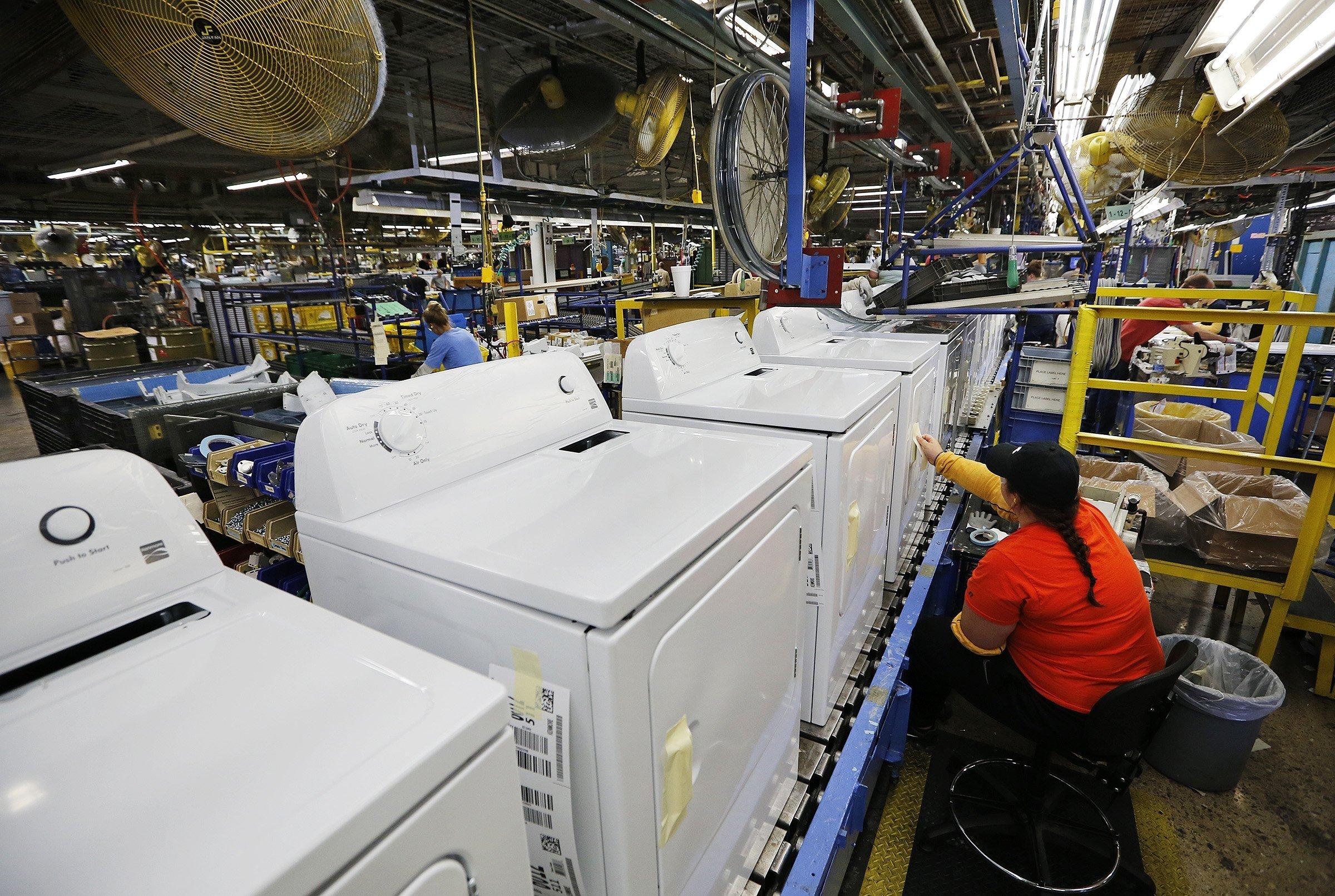 Trump Oks Safeguard Tariffs On Imported Washers The Blade