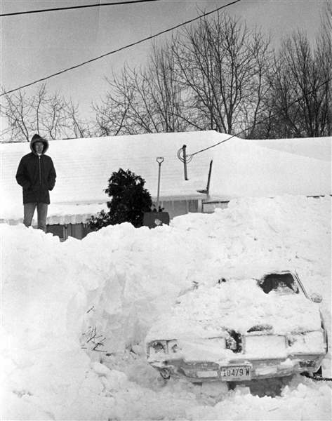 Blizzard Of '78 Still Measuring Stick For All Other Storms