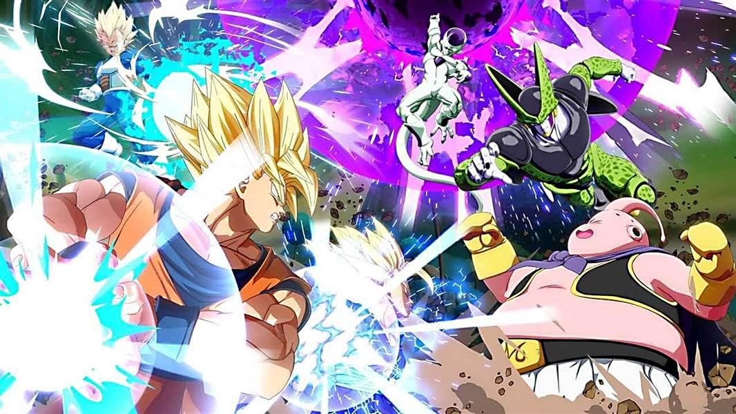 Dragon Ball FighterZ Reaches Over 2 Million in Sales