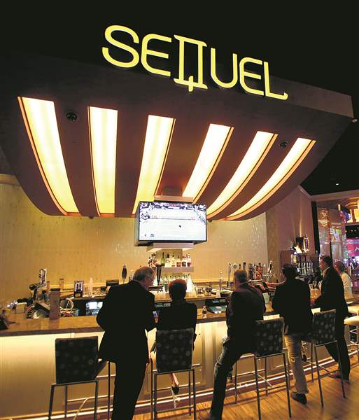 Great The New Restaurant And Bar Sequel At The Hollywood Casino In Toledo.