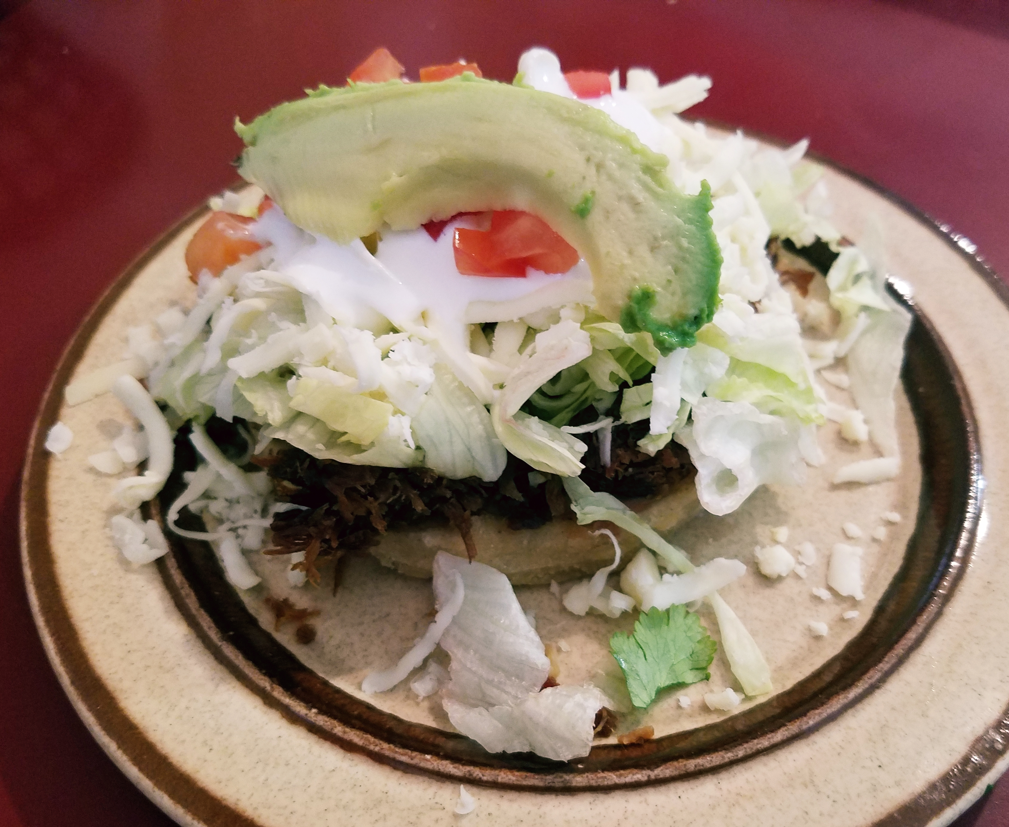Cheap eats mexican food at marvelous prices at taqueria for Autentica mexican cuisine