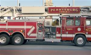 Perrysburg-city-fire-truck