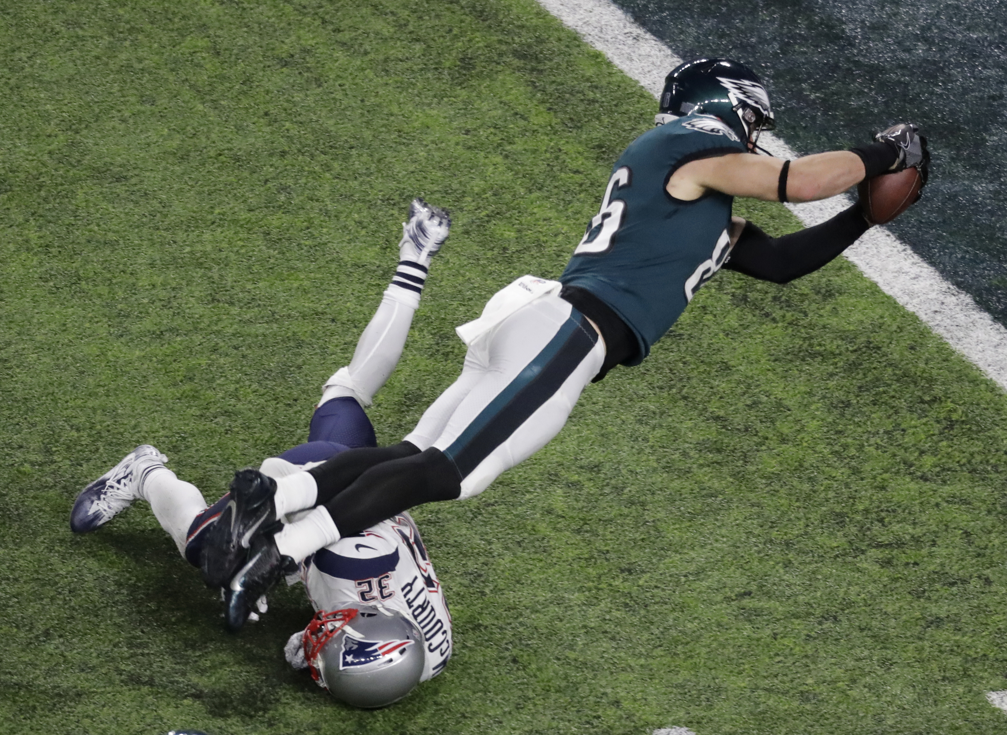 Eagles Win First Super Bowl Over Patriots 41 33 The Blade