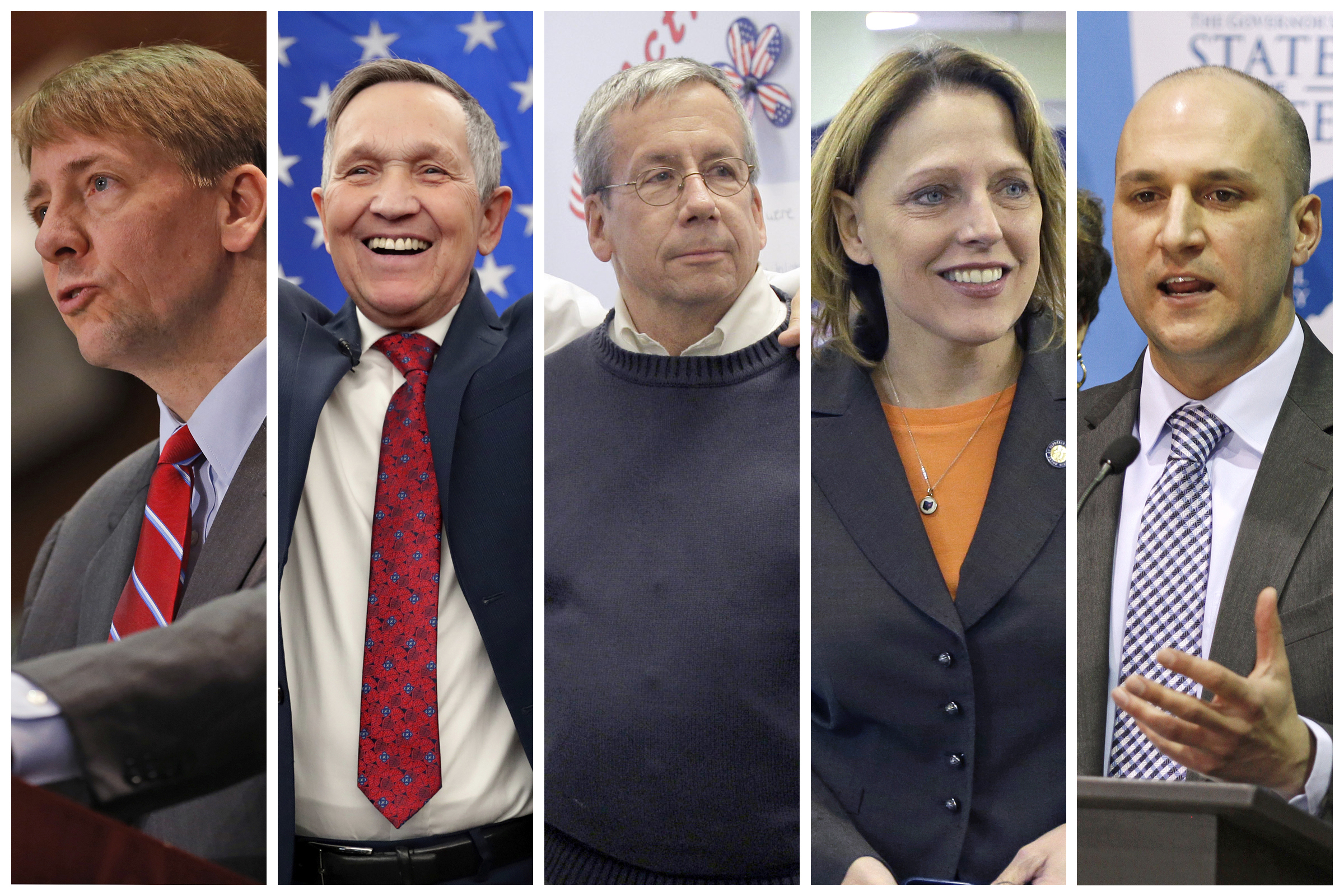 More candidates enter crowded field for Ohio governor ...