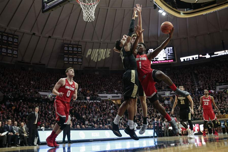 Hawkeyes Revert to Old Ways in Loss at Ohio State