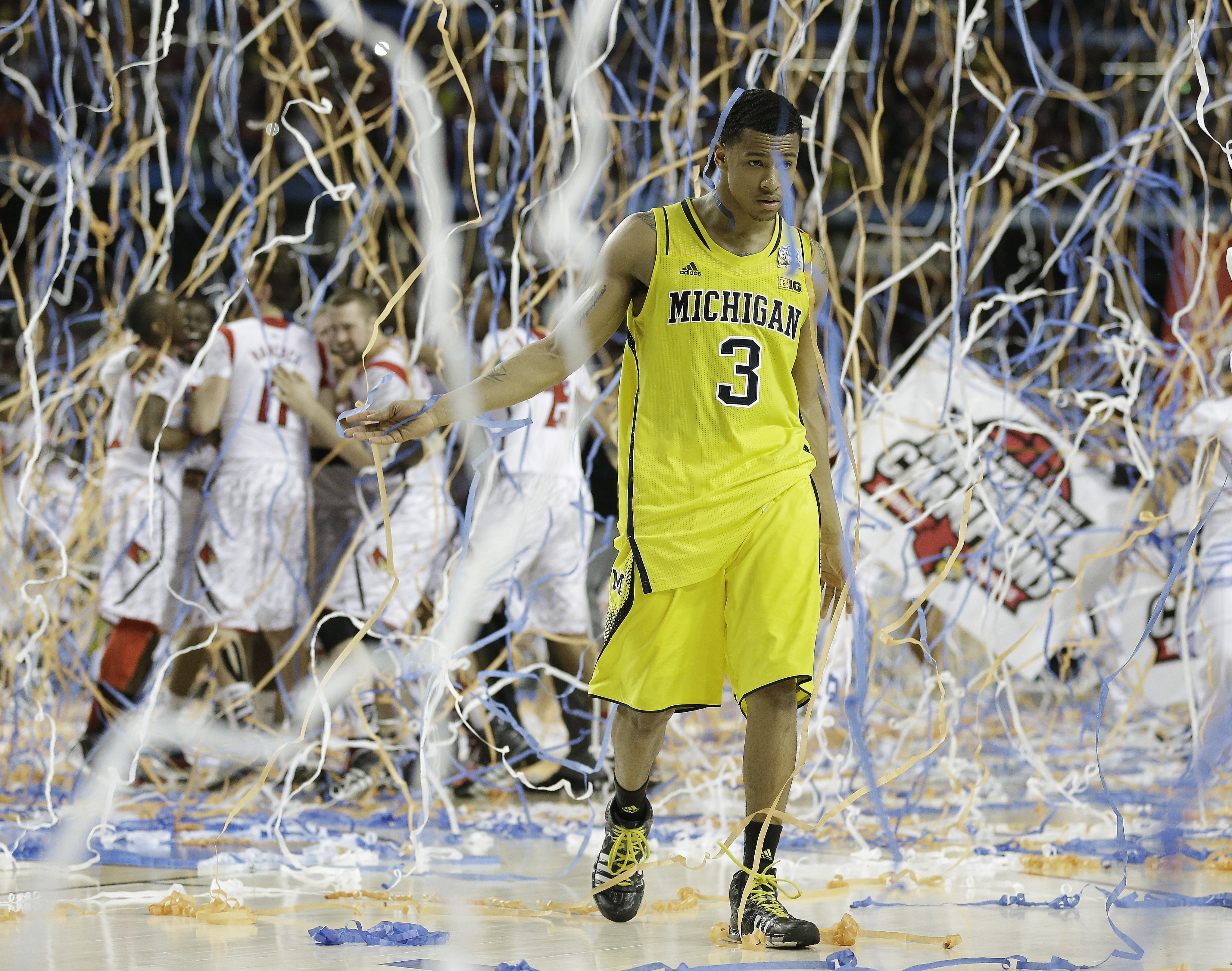 Sure, why not, Michigan hoops should claim 2013 title ...