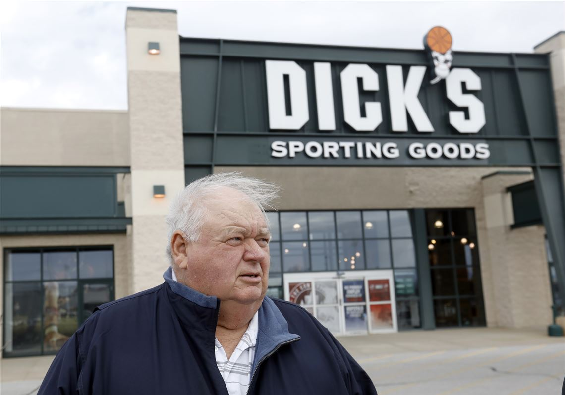 Dick's sporting goods to kick off the holiday season