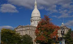 Michigan-capitol-building