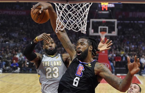 Clippers host Cleveland Cavaliers with playoff position at stake