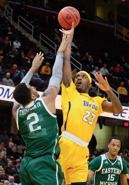 PHOTO GALLERY: UT defeats EMU 64-63 in MAC semifinal - The ...