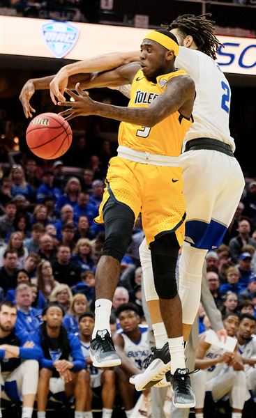 MAC Tournament Notes: UT freshman Marreon Jackson shines ...