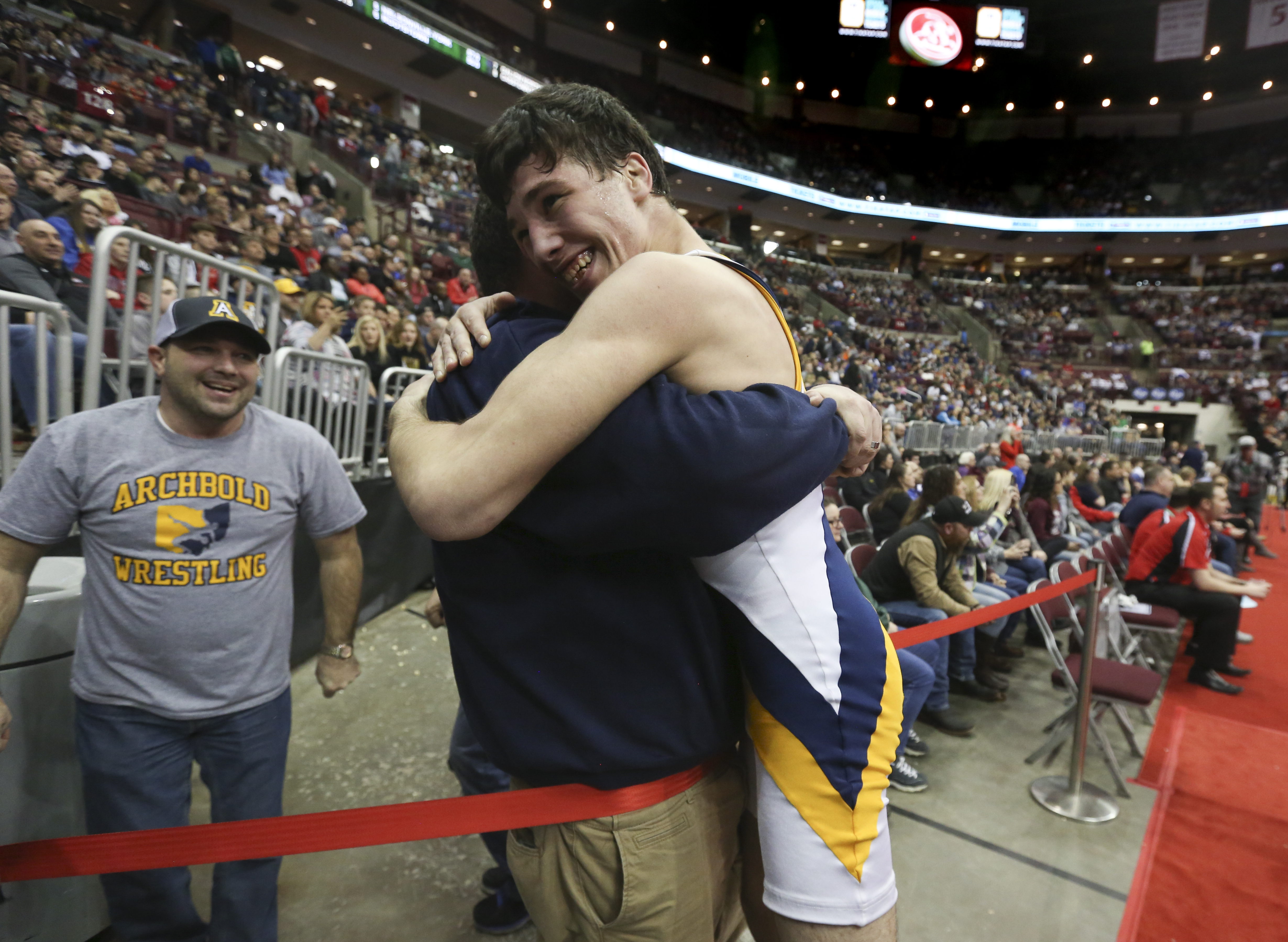 genoa four area wrestlers win state championships the blade. Black Bedroom Furniture Sets. Home Design Ideas