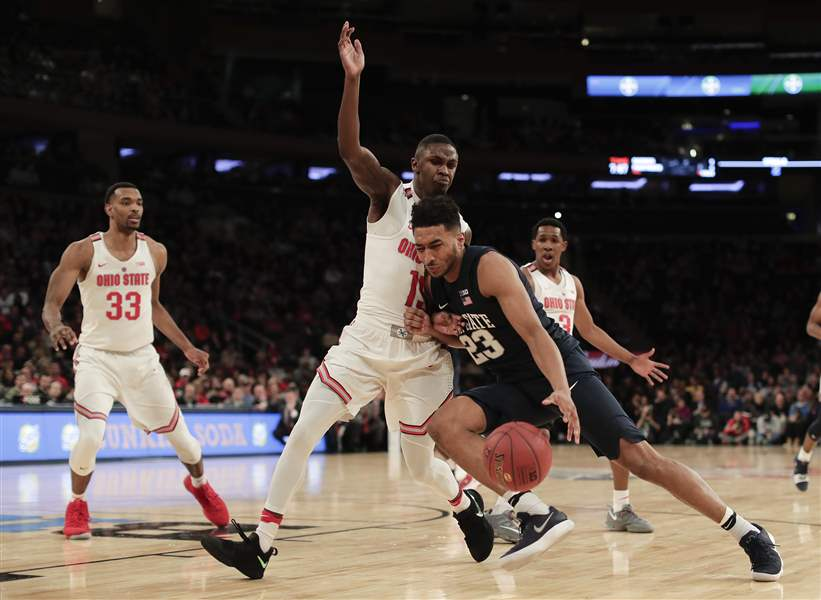 Ohio State outlasts South Dakota State in NCAA Tournament opener