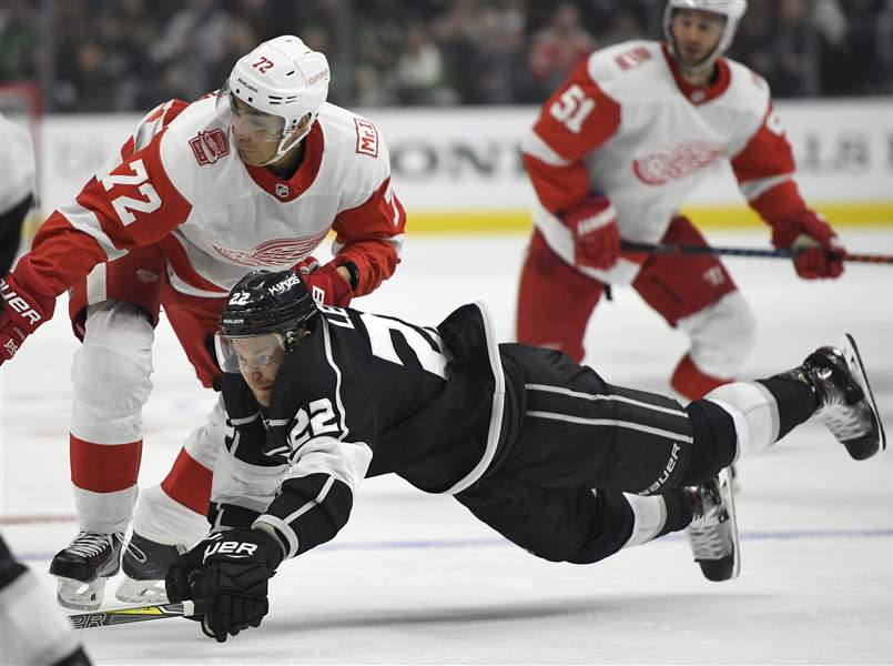 Red Wings-Kings, 1st Ld-Writethru,621