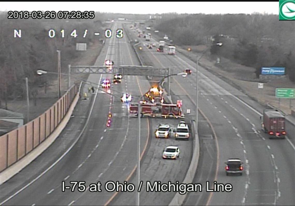 I-75 back open after fatal crash | Toledo Blade