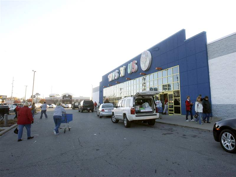 Bed Bath & Beyond gives new life to Toys \'R\' Us gift cards - The Blade