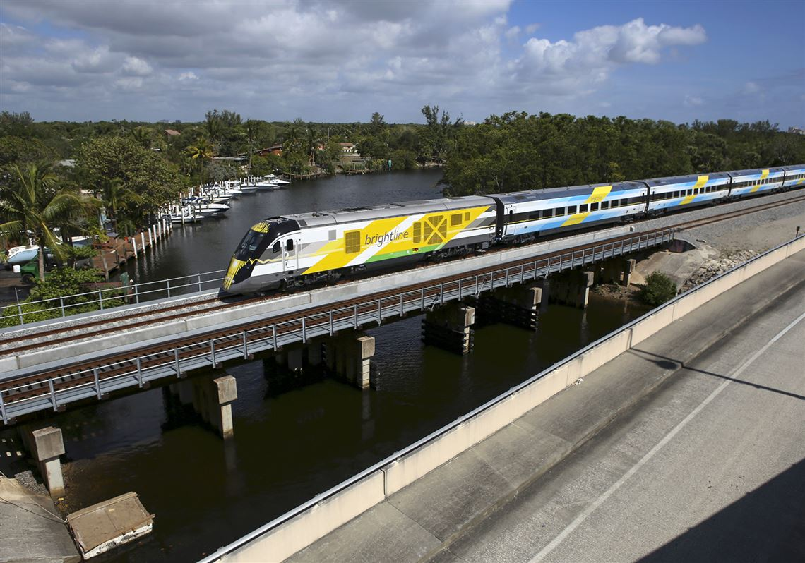 florida's brightline trains will have new name | toledo blade