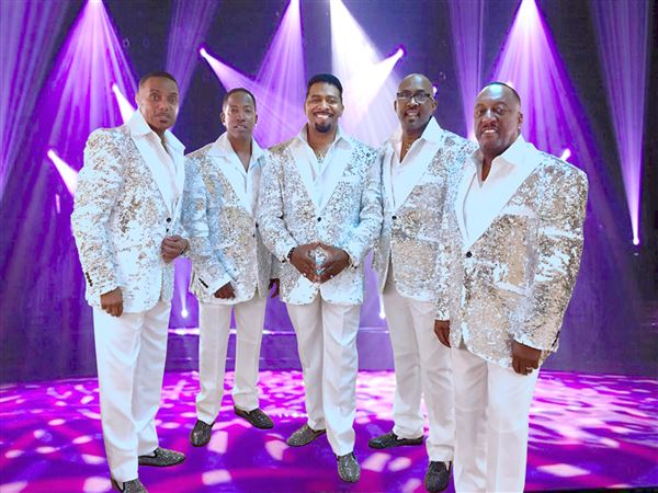 Temptations Revue: Valentine Gala channels Motown legends