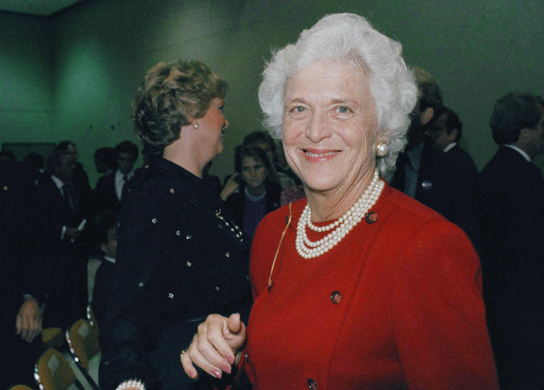 barbara bush former first lady dies at 92 the blade