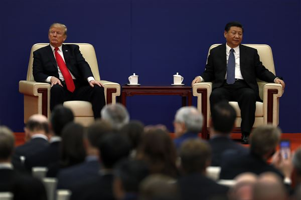 'Very good chance' of a US-China trade deal