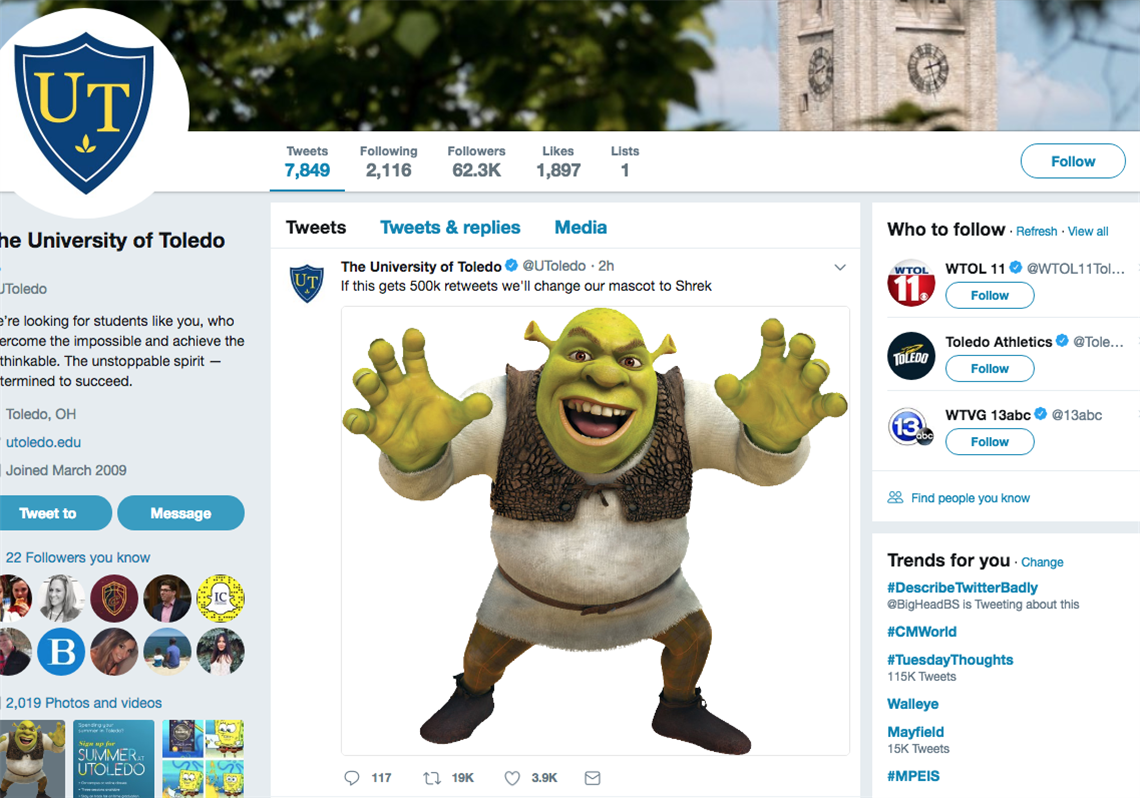 Image result for toledo shrek