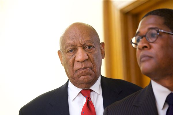 Bill Cosby's unlikely source of strength as he prepares for prison