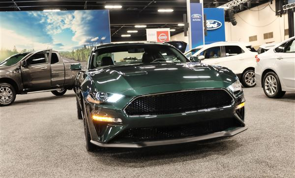 Ford cutting production of cars to just Mustang, Focus by 2020