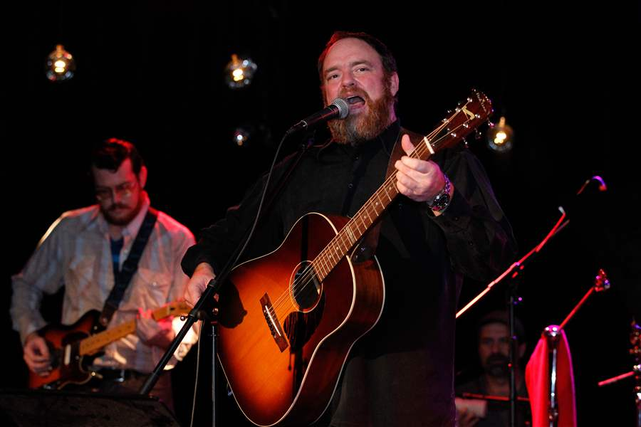 Son in Black: John Carter Cash forges his own way - The Blade