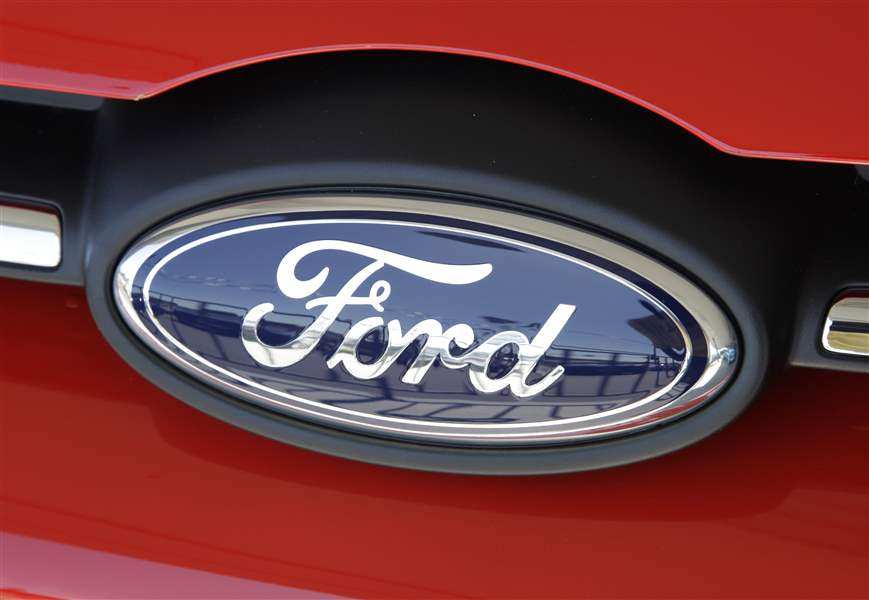 Ford shifts its strategy for North America