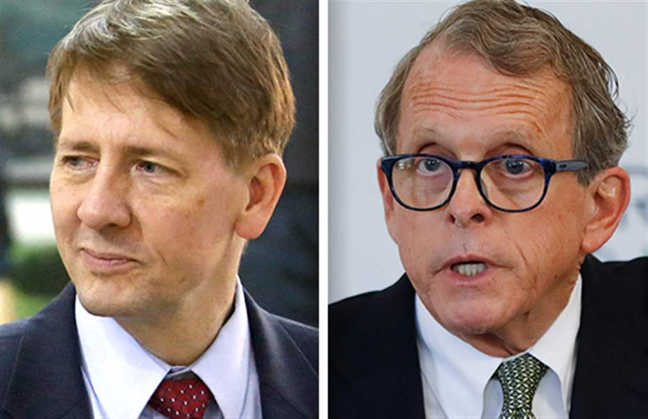 Cordray Wins Democratic Primary for Ohio Governor