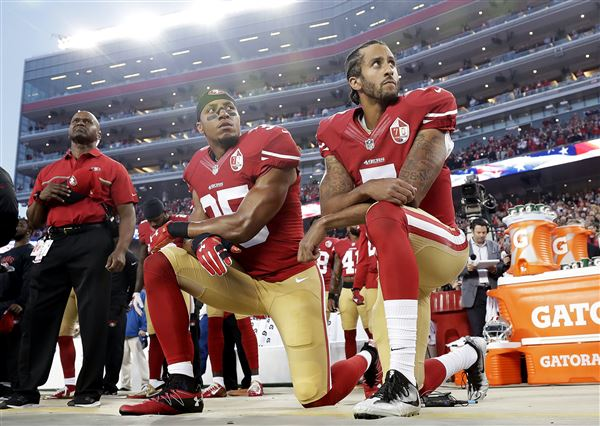 Orlando joins the NFL's national anthem debate