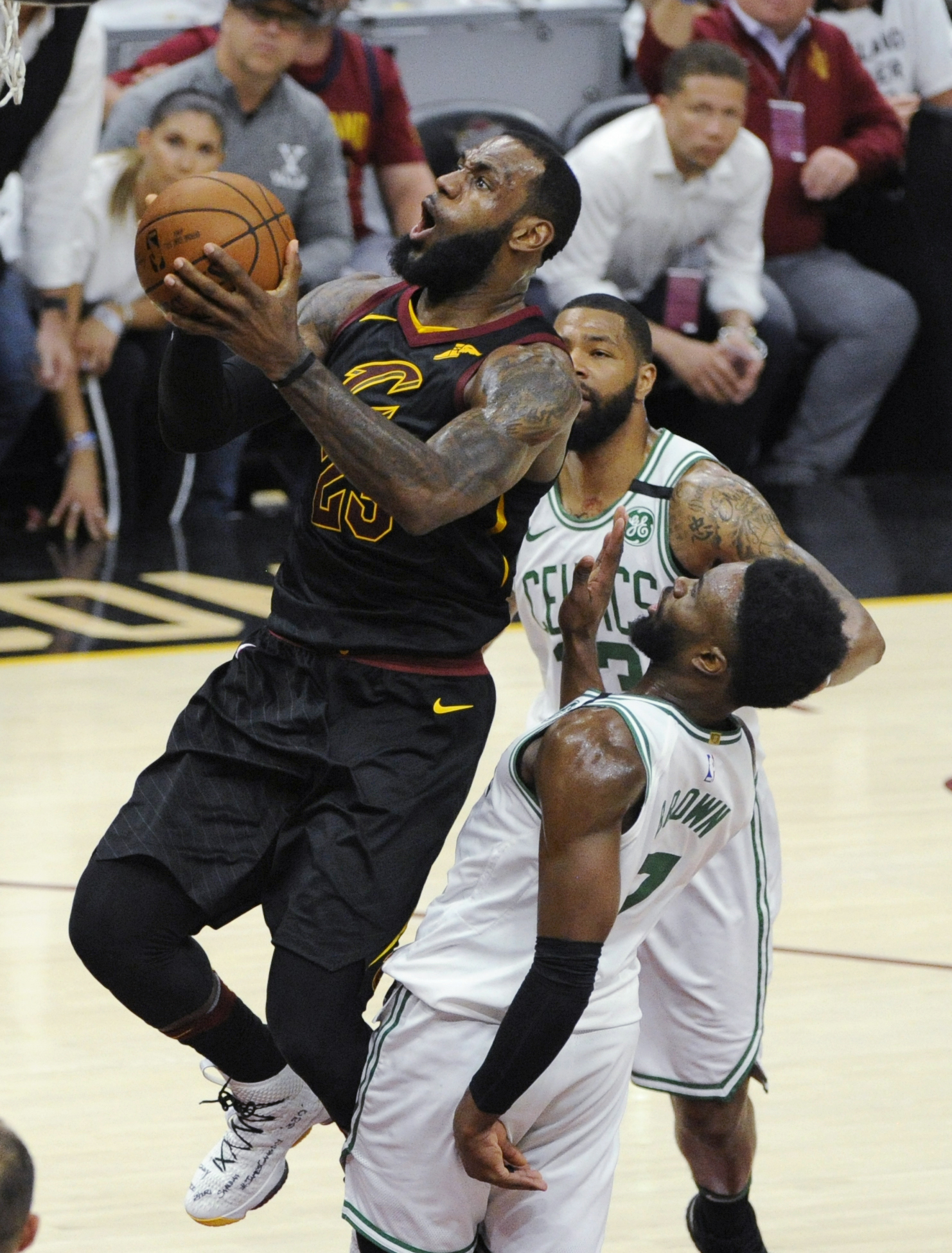 Cleveland Cavaliers at Boston Celtics Box Score, May 13, 2010