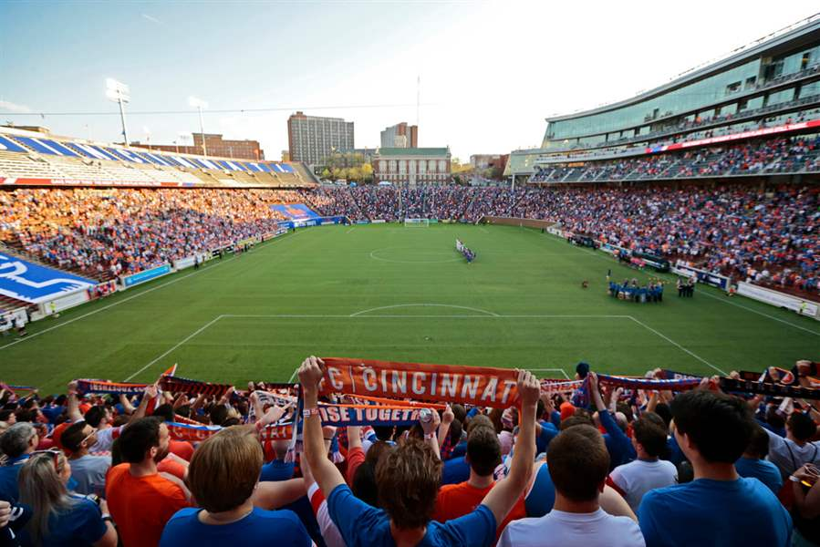 FC Cincinnati: MLS expansion team awarded Tuesday for the 2019 MLS season