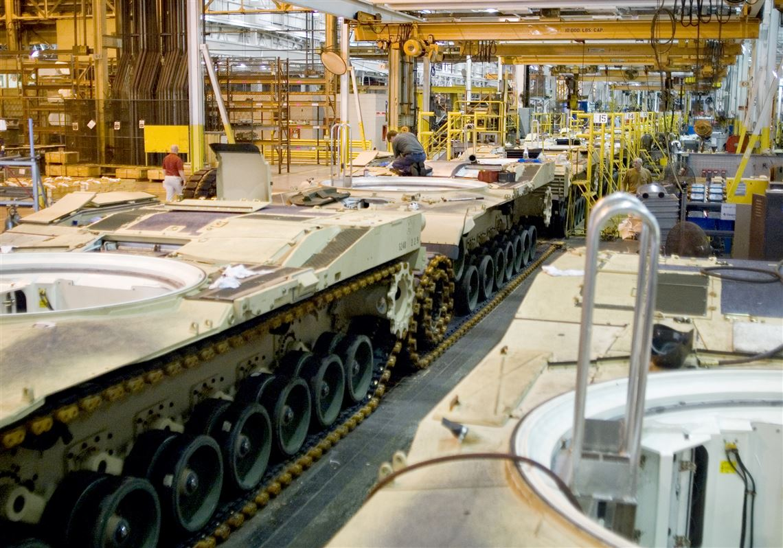 Lima tank plant gets 'big win' from $700 million contract | Toledo Blade