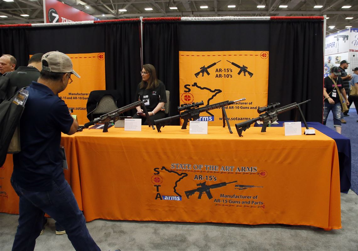 To the editor: Laws must adapt to new guns   Toledo Blade