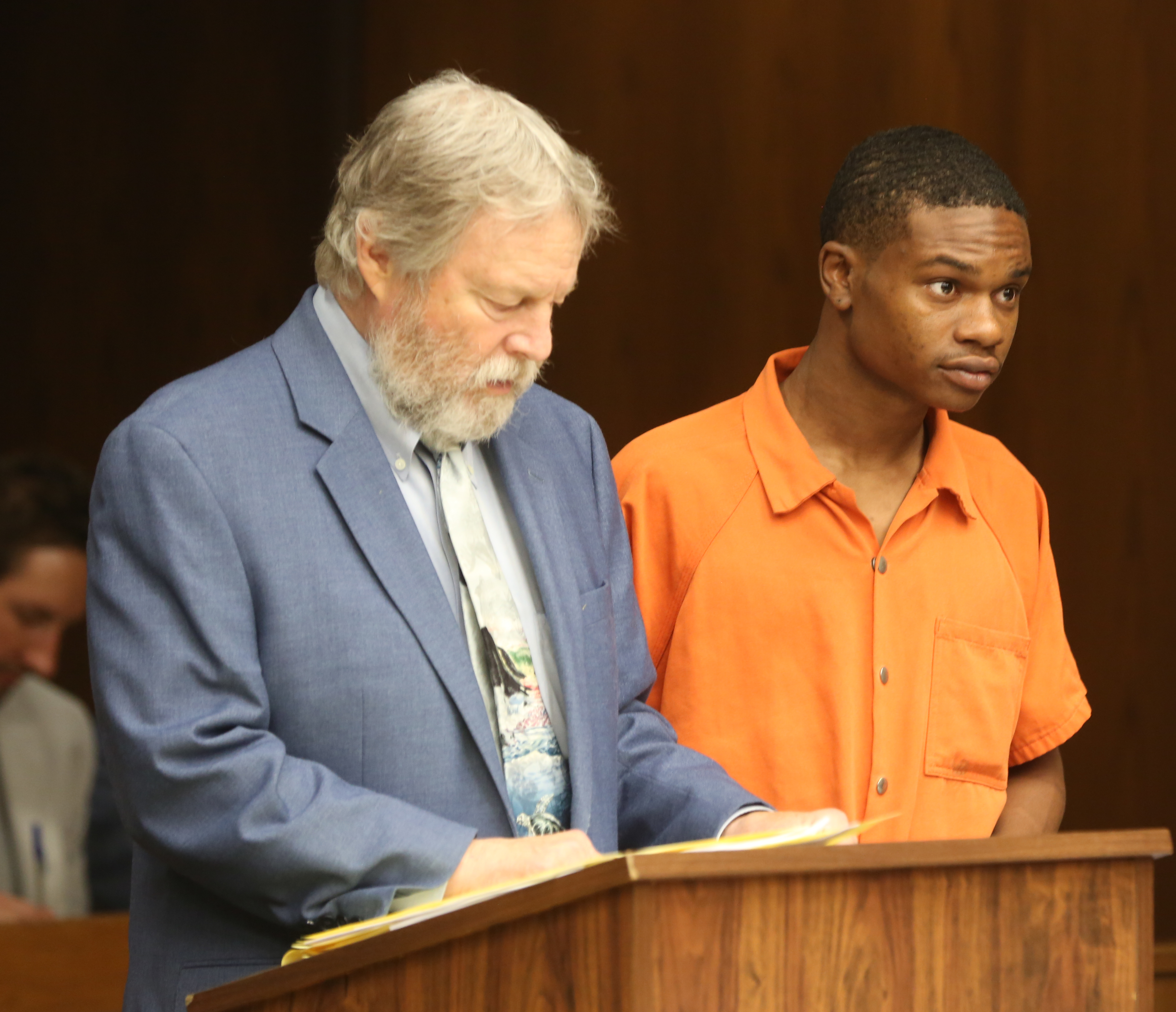 Judge sets bond for two men charged with attempted murder